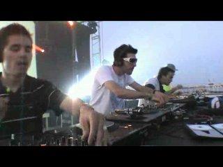 Noisia - Live DnB